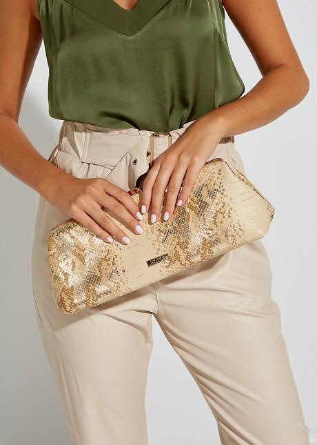 Чанта-портмоне с животинска окраска