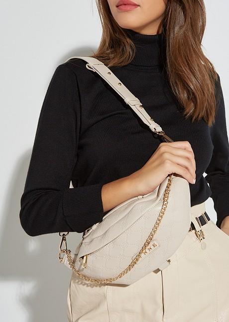 Дамска полукръгла чанта