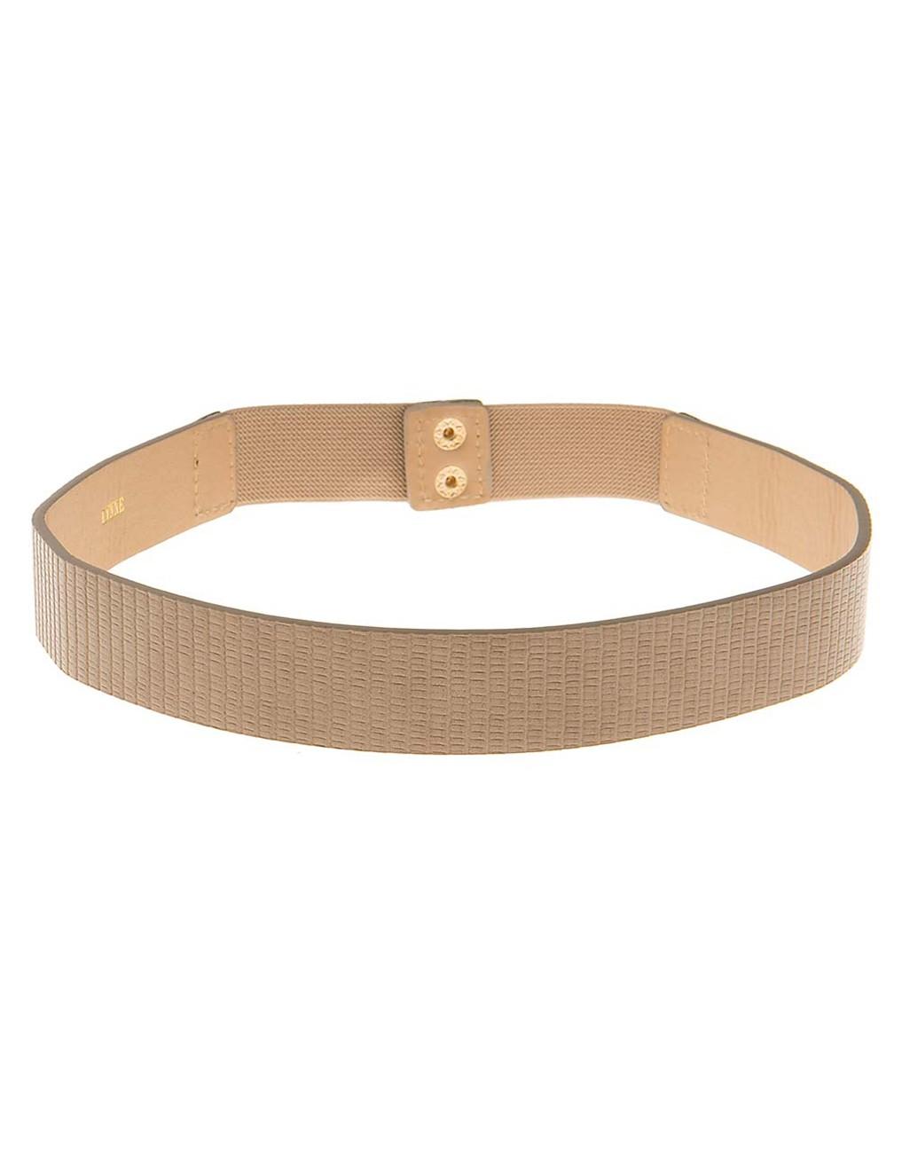 Croco waist belt