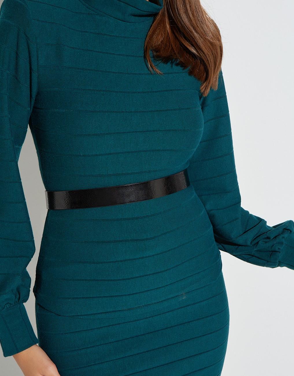 Vinyl waist belt
