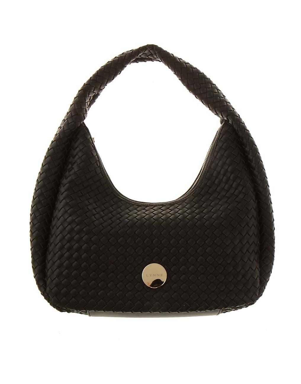 Дамска чанта с принт на вълни