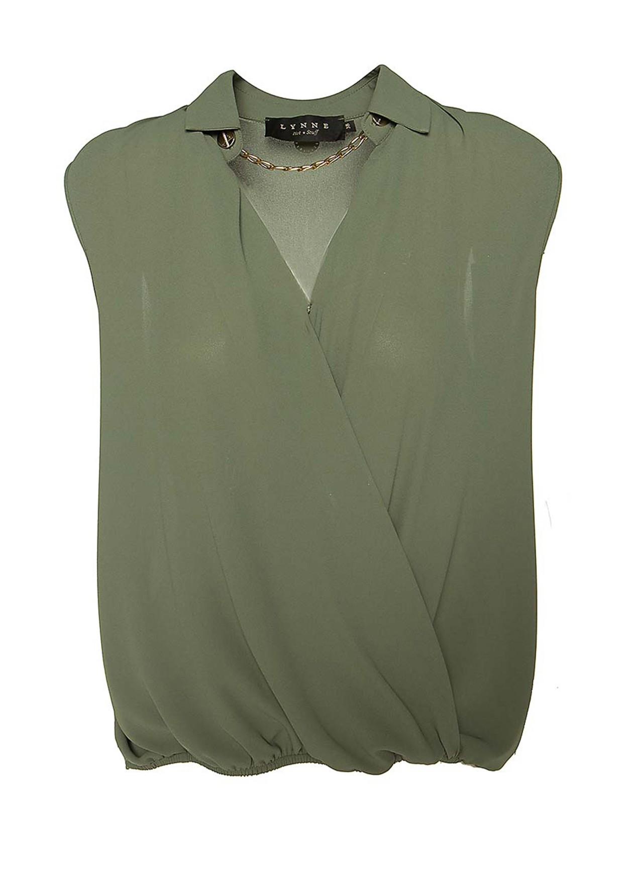 Μπλούζα με λεπτομέρεια αλυσίδα